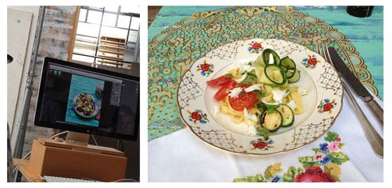 Jamie Magazine Foodbloggersdag: Het verslag bekijken op Mac / mijn setje