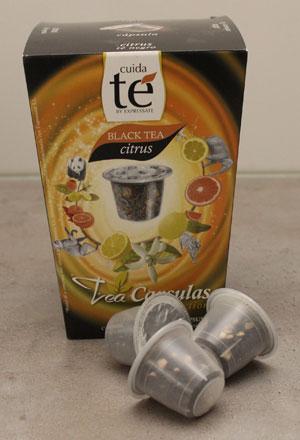Cuida Té: Theecapsules voor je Nespresso machine