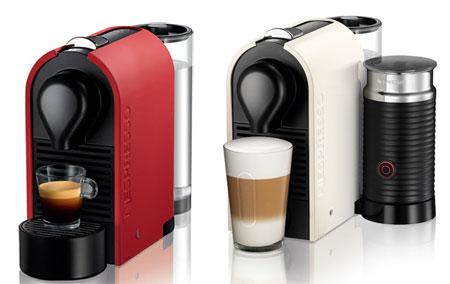 Nespresso U-Mat en U-Milk