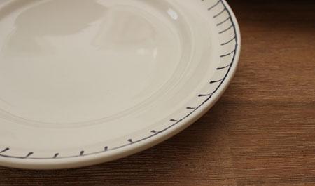 Bestelling bij Serviesshop.com at home with marieke stich servies detail ontbijtbordje