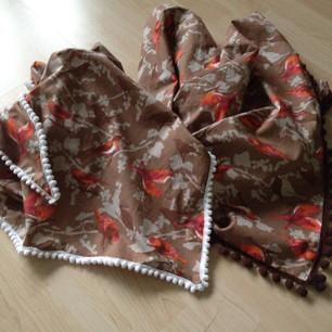zelfgemaakte sjaals