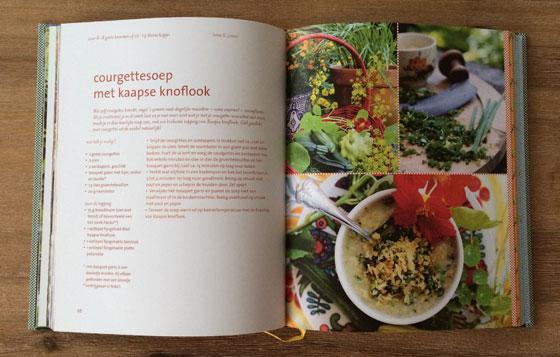 inkijkje Greendelicious kruiden een recept