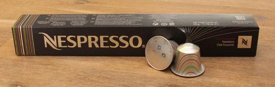Nespresso Cioccorosso, De Limited Edition van 2013