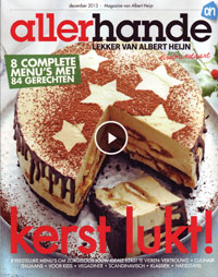 Allerhande December 2013: De Kersteditie! cover