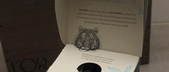 L'Or Limited Edition 2013: Sumatra Blue Batak