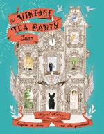 Het Vintage Tea Party Jaar door Angel Adoree