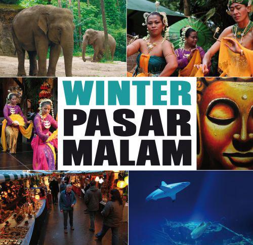 Poster Winter Pasar Malam 2011