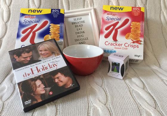 geluksmomentjes Special K Cracker Chips