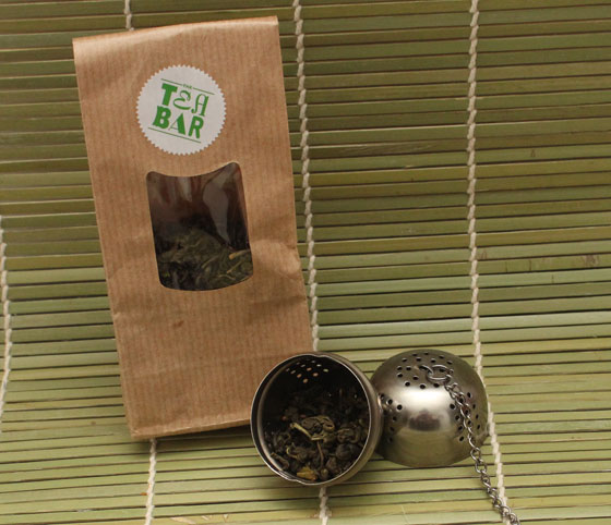 Teabar Marrakech Mint Bio