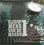 Het Jaar Rond Genieten met Menu van de Maand 1 Big Green Egg boek cover