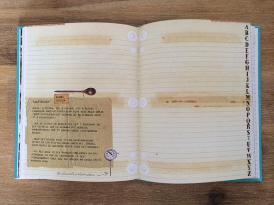 Mijn kookschrift receptpagina