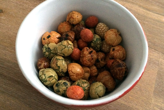 Proeven: Mitsuba Japanse Rijstsnacks en Nootjes