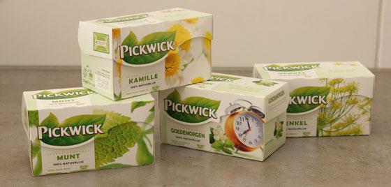 Pickwick Goedemorgen Thee!