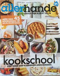 Allerhande 10-2014: De Kookschool