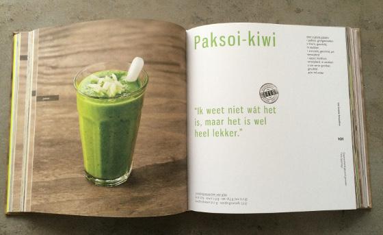 100 Groene Smoothies - Thea Spierings groene smoothie