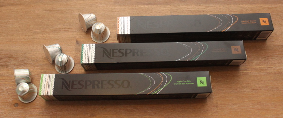 Nespresso Limited Edition Variations 2014