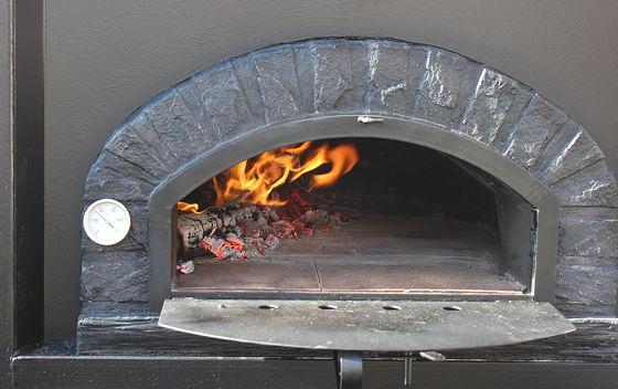 Pizza on Wheels warm genoeg
