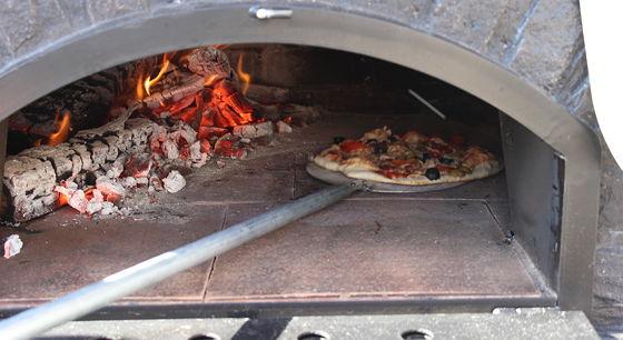 Pizza on Wheels ruimte voor twee