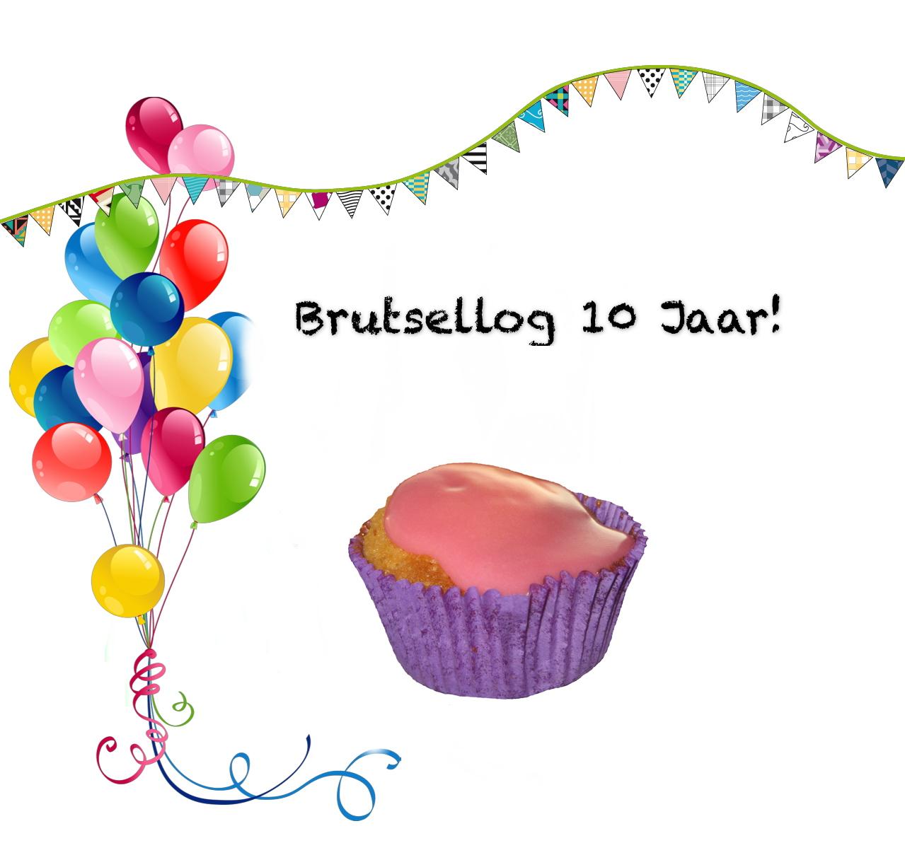 Vandaag is Brutsellog 10 jaar!