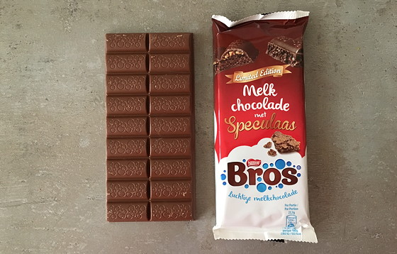 Limited Edition Bros Speculaas