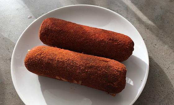 Zelf Grillworst Maken net uit de oven