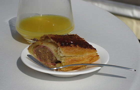 Brutselbos saucijzenbroodjes