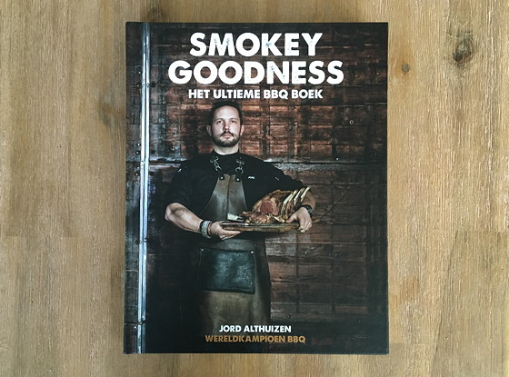 boek Smokey Goodness