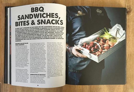 Het Ultieme BBQ-boek: Smokey Goodness
