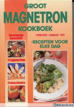 Groot Magnetron Kookboek