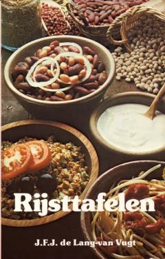 Rijsttafelen - J.F.J. de Lang - van Vugt