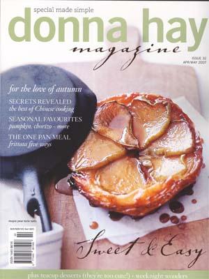 Donna Hay Magazine 32