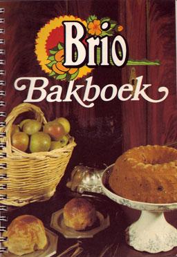 Brio Bakboek