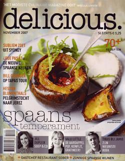 delicious. November 2007