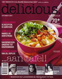 delicious. Oktober 2007