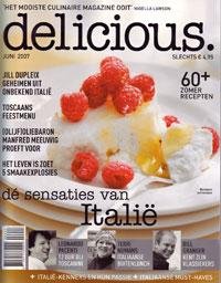 delicious. Juni 2007