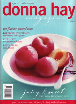 Donna Hay Magazine 31