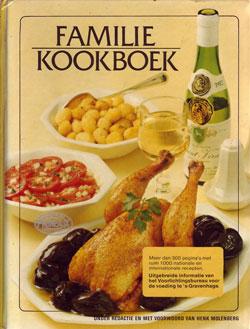 Familie Kookboek - Henk Molenberg