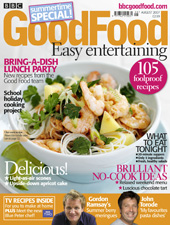 BBC GoodFood Augustus 2007