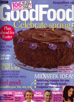 BBC GoodFood April 2007