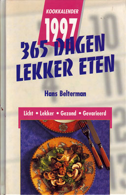 365 Dagen Lekker Eten - Hans Belterman