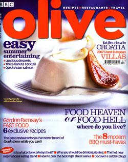 Olive Juli 2007
