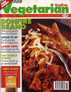 goodfood vegetarian